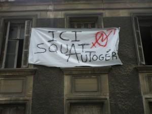 Ici squat autogéré au 11 rue Jean-Jaurès à Poitiers 083