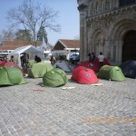 Communiqué des sans logis ou en situation de logement précaire de Poitiers