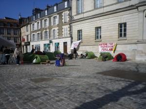 Campement du 30 mars 2012 – Journée du 1er avril