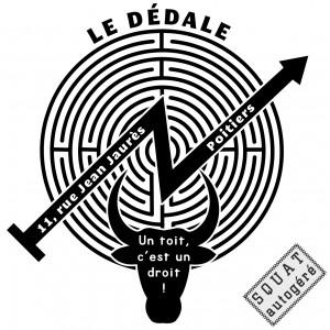 """Le Dédale """"Squat autogéré"""""""