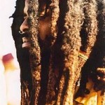 Dreadlocked rasta