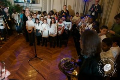 Cérémonies des voeux 2013 du maire de Poitiers