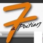 7 à Poitiers Logo