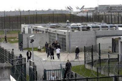 Centre de Rétention Administrative de Mesnil-Amelot